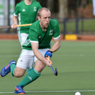 Banbridge's Eugene Magee successfully converted twice in the shoot-out.