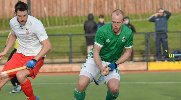 Club call: Eugene Magee will continue to play for Banbridge