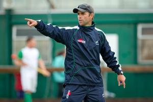Sunnier climes: Ireland coach Craig Fulton will take his boys to South Africa after a trip to Alicante was postponed