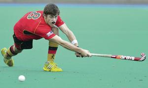Matthew Bell is enjoying a memorable season after making his Ireland debut against Germany