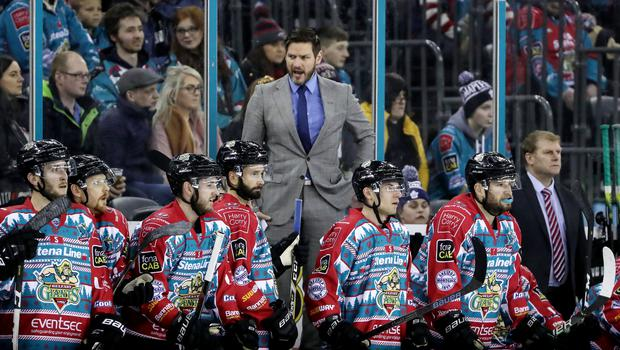 The Belfast Giants will be part of the Elite League's first ever Pride Weekend