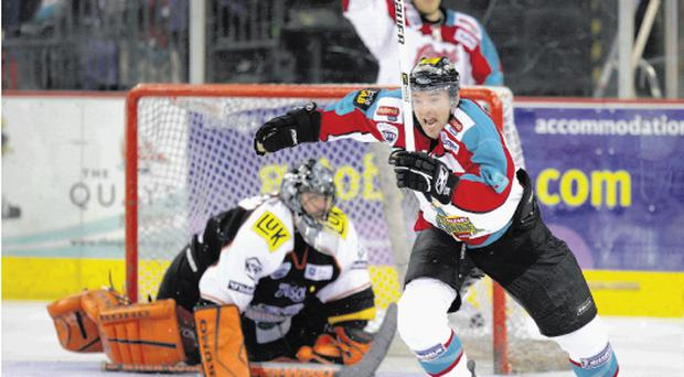 Curtis Huppe is in line to make a return to the Belfast Giants roster, seven years after he left the club