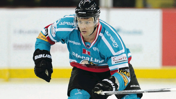 In form: Adam Keefe is the Giants' top scorer this season