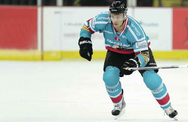 Giants skipper Adam Keefe wants a result against Cardiff Devils