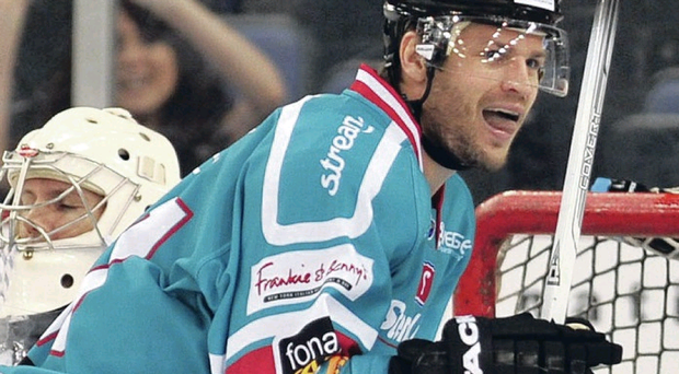 Captain marvel: Adam Keefe will lift trophy tonight