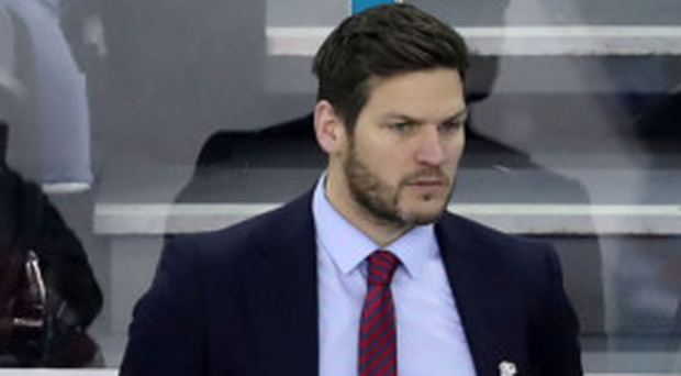 Cool head: Giants boss Adam Keefe is staying focused