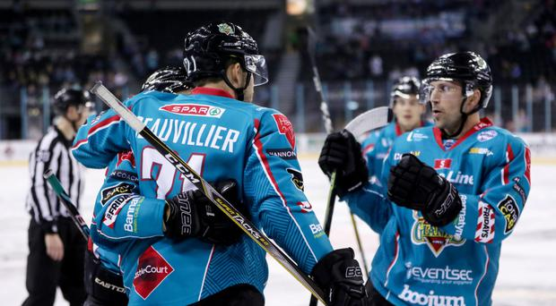 Belfast Giants ready to get back to road grind after Euro joy, says