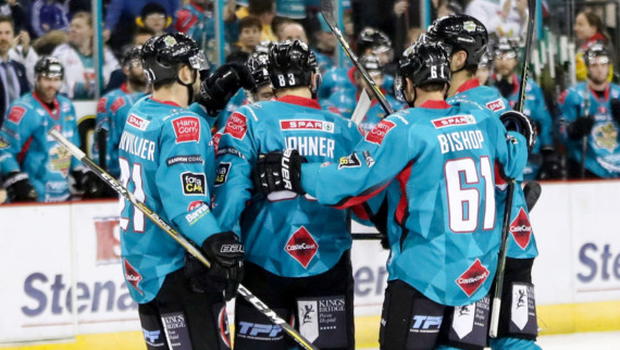 Euro bound: the Giants will be in next season's CHL