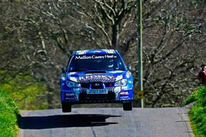 Drive to succeed: Declan Boyle wants to win a third National title and a second Tarmac championship
