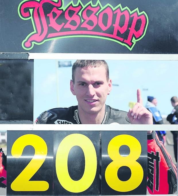 Martin Jessopp returns to the North Coast where he is determined to surpass his own 208mph speed trap record