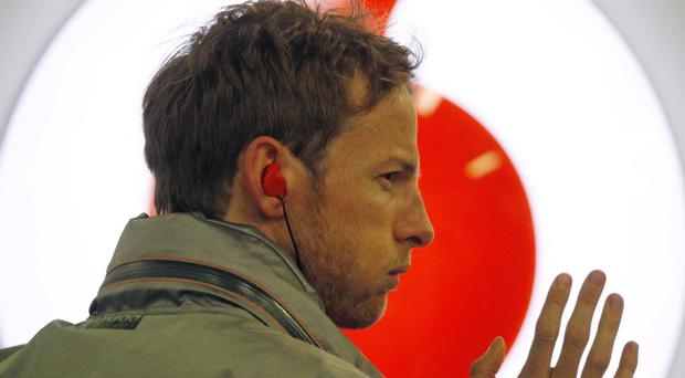 Jenson Button knows he is going to face a tough fight if he is to get anywhere near winning the world championship this season
