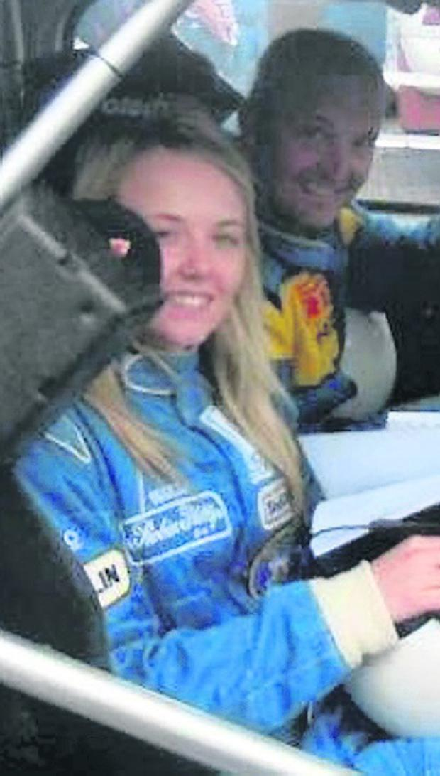 Robin and Laura Phillips are Easter Rally-bound