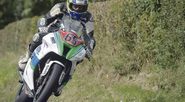 Taking a bow: Michael Sweeney will make his Oliver's Mount debut at the Spring Cup on April 11-12