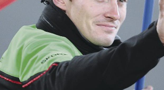 Ulster bound: Jan Kopecky will compete in the Circuit of Ireland
