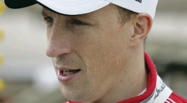 Playing safe: Kris Meeke won't take unnecessary risks in Poland