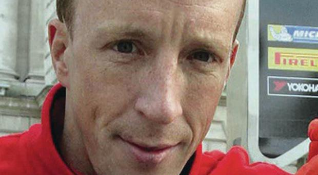 Kris Meeke has led the last two rounds of the World rally championship