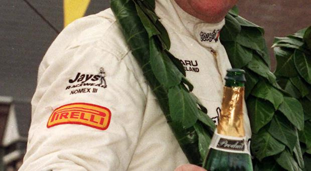Silver service: Bertie Fisher's trophies are up for grabs