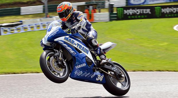Maintaining focus: Alastair Seeley wants to add to his five championship wins this season