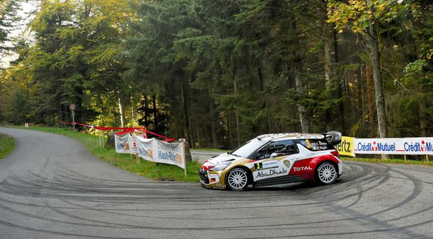 Season highlight: Kris Meeke says he has been relishing the prospect of the Wales Rally all yearMeeke