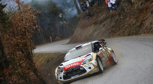 Kris Meeke's rally bid fell apart due to mistakes