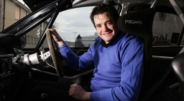 Big target: Garry Jennings is aiming to repeat his 2012 success