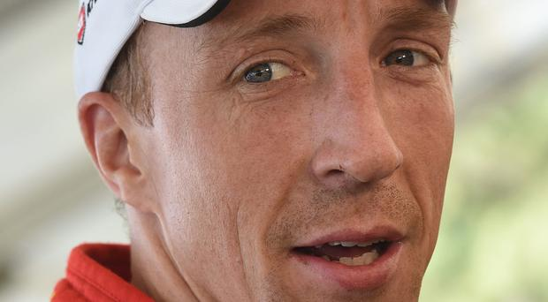 Still waiting: Kris Meeke's WRC future is still undecided