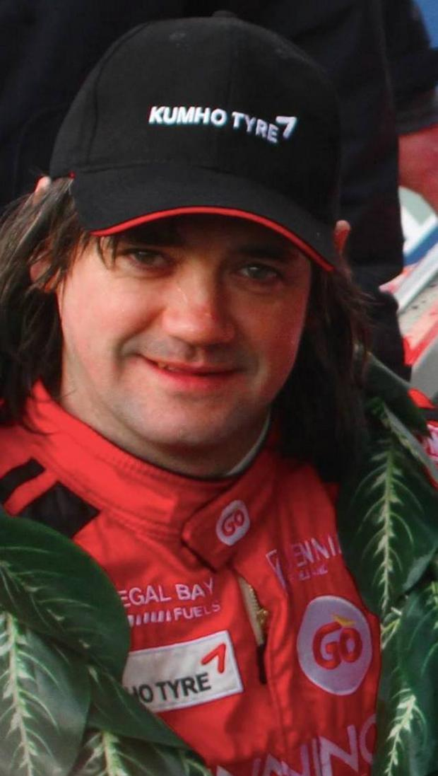 Lurgan lure: Garry Jennings will chase a fourth straight title in July