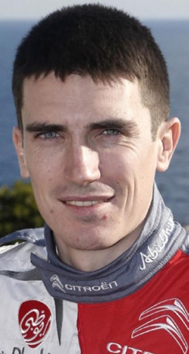 Mission: Craig Breen is out to impress