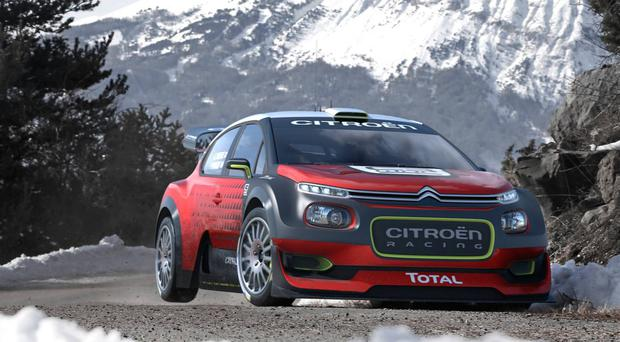 Dream drive: Citroen are hunting a second driver