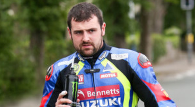 Michael Dunlop has earned his first win of this year's Isle of Man TT.