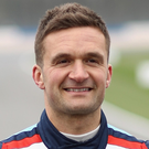 Setback: Colin Turkington ran into trouble at Oulton Park