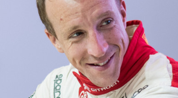 Quick start: Kris Meeke topped times in shakedown