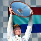 Number one: Valtteri Bottas dominated the season-opening Australian Grand Prix