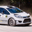 New wheels: Proton's R5 Iriz, which will be making its Ireland debut in the hands of Eugene Donnelly