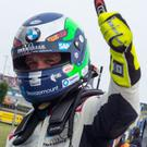 Table topper: Colin Turkington leads BTCC series by 36 points
