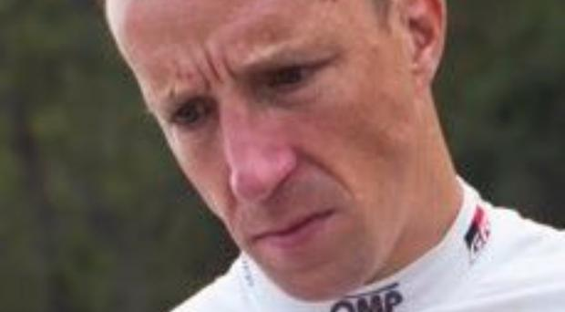 Uncertain future: Kris Meeke has few WRC options left