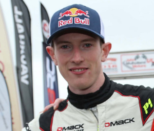 Welsh wizard: Elfyn Evans is closing in on winning his first world rally title