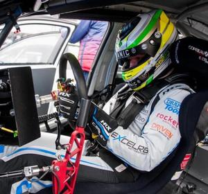 Packed schedule: Chris Smiley will tackle 12 BTCC races in the first five weeks