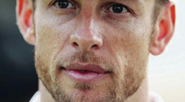 Concerns: Jenson Button is off the pace