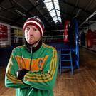 Feeling the pinch: Paddy Barnes' funding may be cut