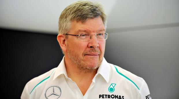 New direction: An independent figure like Ross Brawn should write F1's rules, according to Christian Horner