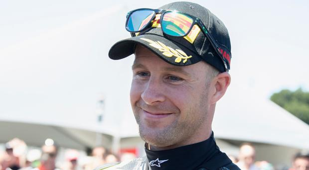 Pressure off: Jonathan Rea in relaxed mood in Argentina