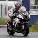 Stunning comeback: Ian Hutchinson will be riding at Dundrod just five years after career-threatening leg injury