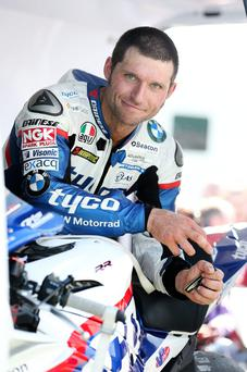 Magnetic north: Guy Martin will swap North West for North America