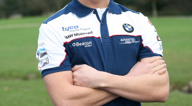 Josh Elliott has secured a deal to ride for local team Tyco BMW