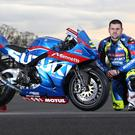 Blue is the colour: Michael Dunlop aims to put Suzuki back on the TT map after signing new deal