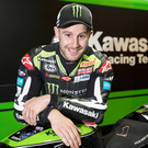 Lucky escape: Jonathan Rea walked away uninjured