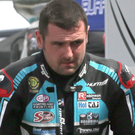 Race face: Michael Dunlop will target the Classic Superbike TT
