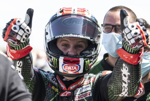 Jonathan Rea is the World Superbike champion yet again.