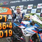 Worrying time: Peter Hickman, the Dundrod lap record holder, believes it would be a real shame if the Ulster Grand Prix can't be saved